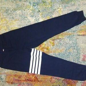 Thom Browne Navy Sweat joggers